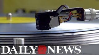 Brooklynphono, vinyl record pressing factory, brings the groove back to music