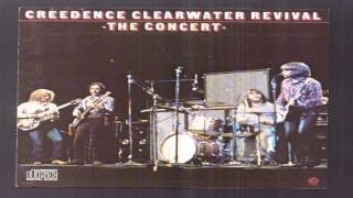 Creedence Clearwater Revival The Concert 1980