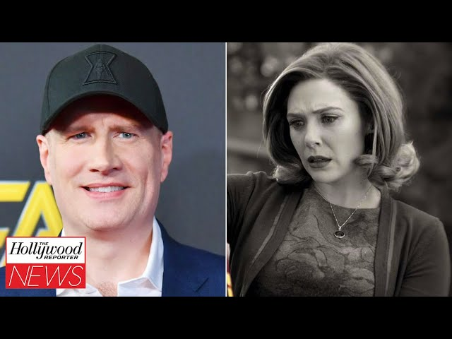 Marvel's Kevin Feige Weighs In On 'WandaVision' Season 2, 'Loki' Premiere & More | THR News