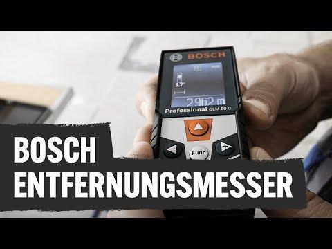 Bosch professional laser entfernungsmesser glm 50 c mydealz.de