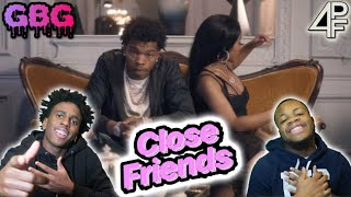 Lil Baby, Gunna - Close Friends (Official Music Video) - (Reaction)
