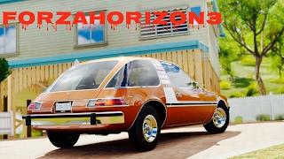ForzaHorizon3 ペーサーでドライブ!