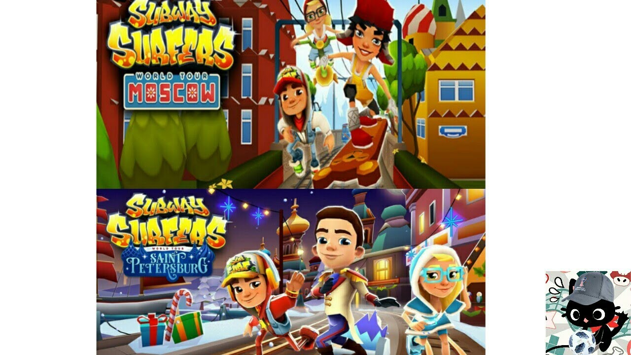 Subway surfers moscow weekly hunt prizes for games