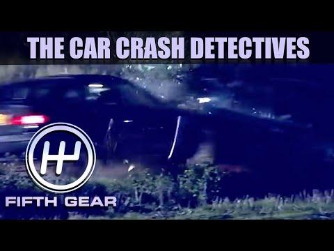 The Car Crash Detectives | Fifth Gear Classic