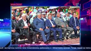 Жители села Кызылординской области обвиняют своего директора в том, что он украл у них землю