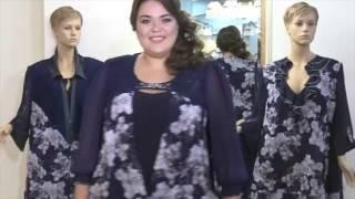 видео Модные недорогие туники больших размеров для полных женщин. Купить стильную женскую тунику в интернет-магазине нарядной одежды