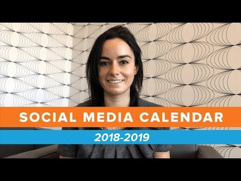 The Ultimate Social Media Holiday Calendar for 2017
