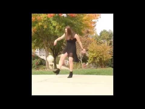 freestyler girl .Indi Cowie
