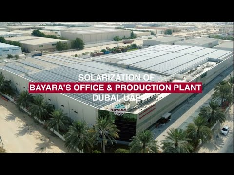 Total – Solarization of Bayara in Dubai, UAE by Total Solar