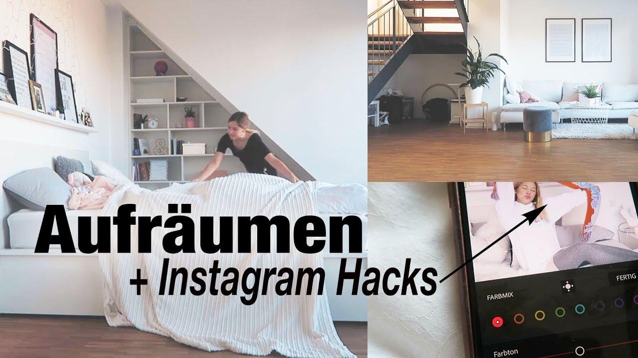 Wohnung Aufraumen Instagram Bilder Bearbeiten I Meine Apps Youtube