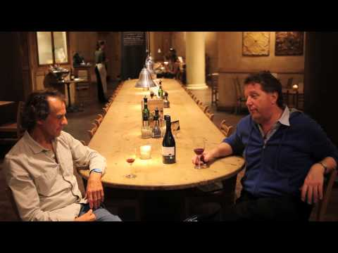 David Rosengarten interviews Alain Coumont of Le Pain Quotidien ...