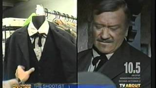 Ethan Wayne Interview and tour of the John Wayne Auction