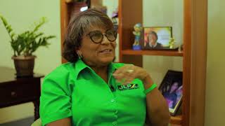 Women in Politics w/ Incumbent MP for South Trelawny, Marisa Dalrymple-Philibert
