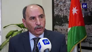 وزارتا الأشغال الأردنية والفلسطينية توقعان اتفاقية تعاون بينهما -(19-9-2019)