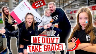 IF IT FITS IN THE SHOPPING CART ILL BUY IT CHALLENGE!! *WITH A TWIST*