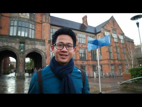 Kuliah di Newcastle University, Inggris feat. Refaldo Fanther | Student Life