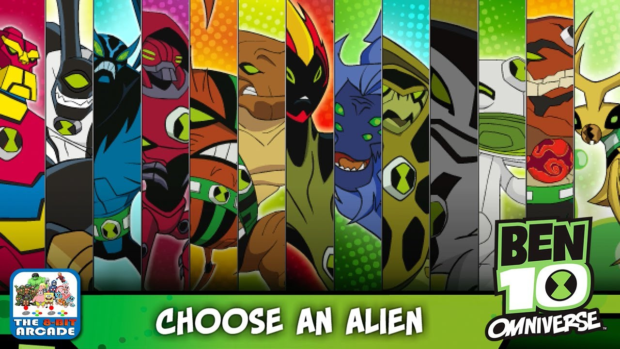 Ben 10 Omniverse Omniverse Collection Completing Hard Mode