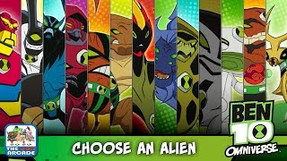 Ben 10 Omniverse: Omniverse Collection - Terminer Le Mode Difficile (Cartoon Network Jeux)