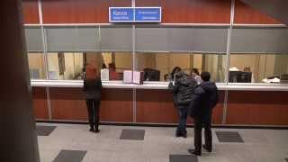 видео Аэропорт Талакан