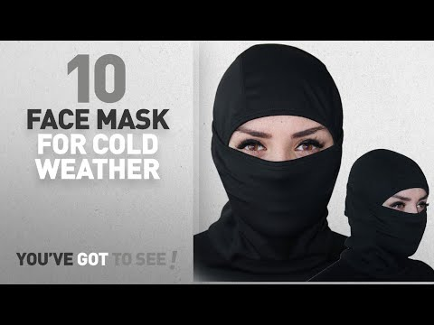 Best Sellers Face Mask For Cold Weather: Balaclava  Windproof Ski Mask  Cold Weather Face Mask