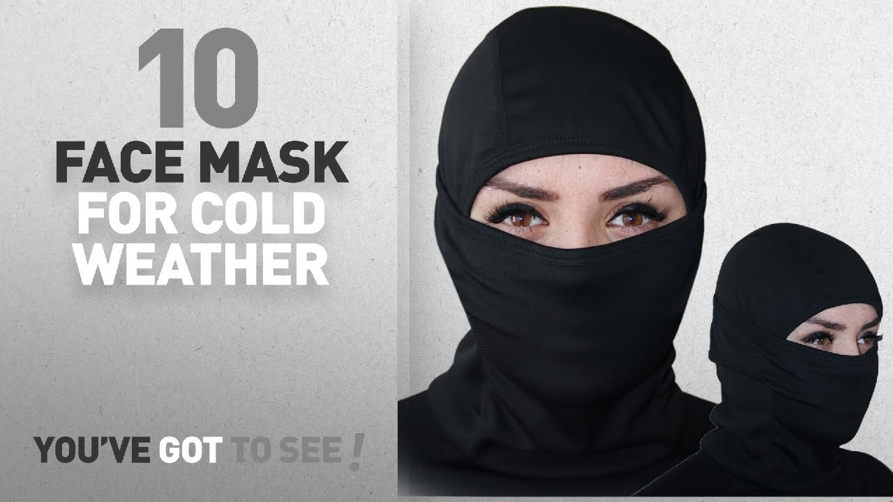 Best Sellers Face Mask For Cold Weather  Balaclava - Windproof Ski ... 96026f047