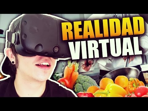 Thumbnail: SIMULADOR DE CHEF EN REALIDAD VIRTUAL (HTC VIVE)