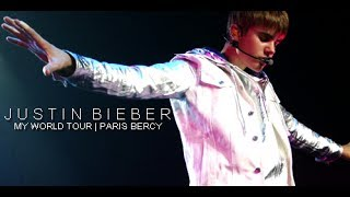 Justin Bieber My World Tour Paris Bercy 29 03 2011 (FULL)