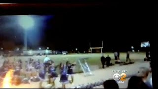 Video Surfaces Suggesting Ghost Has Field Day At Sylmar High