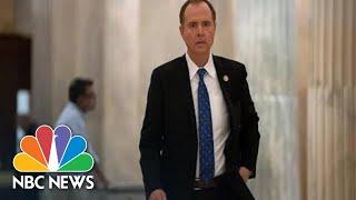 Watch Live: Representative Adam Schiff Responds To Release Of Notes On Ukraine Call | NBC News