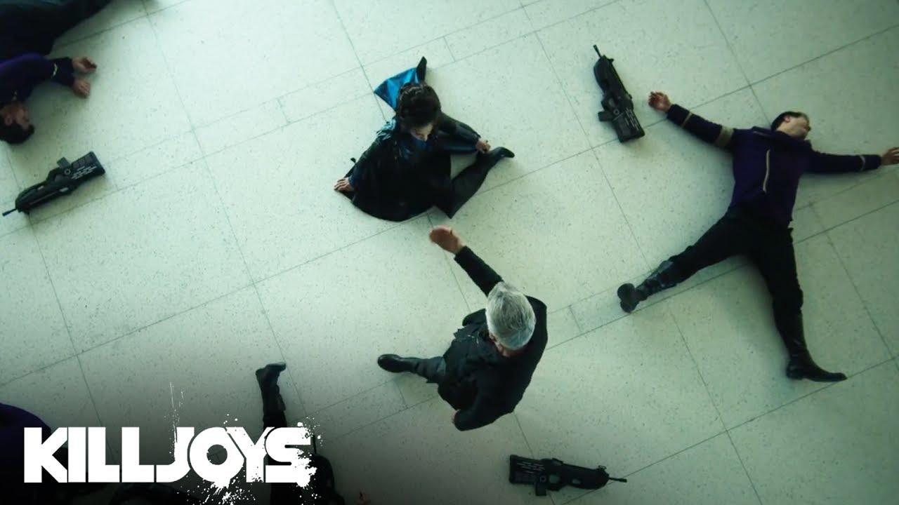 Download KILLJOYS (Inside Episode) | Season 2 Finale | SYFY
