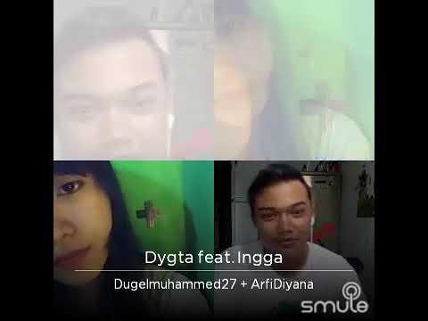 Cinta Jarak Jauh - Dygta Ft Ingga (cover)