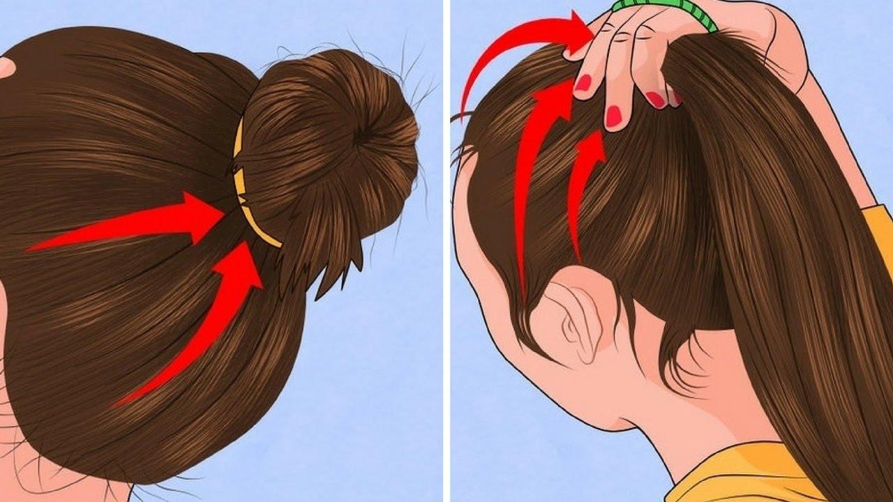 Tóc Đẹp: 4 kiểu búi tóc mùa hè siêu nhanh và dễ thương, bạn gái nào cũng thích mê