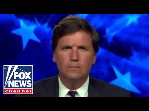 Tucker: Left using language of total war - and its scary