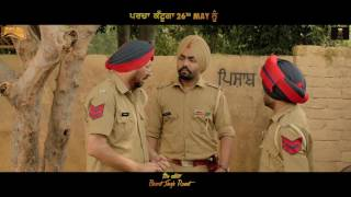 Saab Bahadar (Dialogue Promo - 8) | Ammy Virk | Releasing on 26th May | White Hill Studios