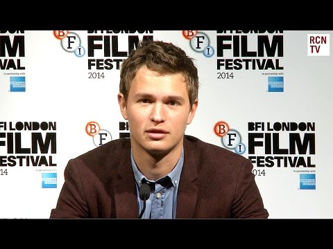 Ansel Elgort Interview - Teen Angst & Technology - Men, Women & Children Premiere from YouTube · Duration:  2 minutes 19 seconds