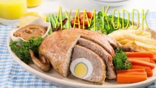 Resep Ayam Kodok