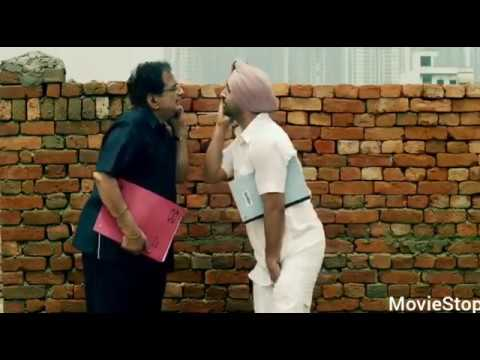 Mukhtiar Chadha Fight Scene of Diljit Dosanjh Mp3