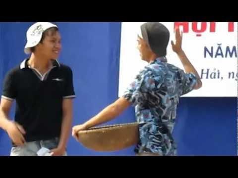Hài kịch bạo lực học đường- Khối 12 trường THPT Cát Hải