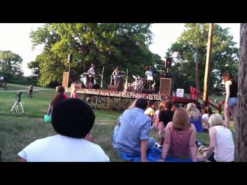 """Dream Tapes"" at fort reno"
