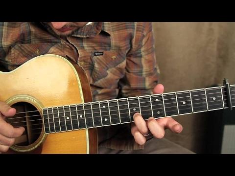 [Free TABS] Burn One Down   Ben Harper Fingerstyle Guitar