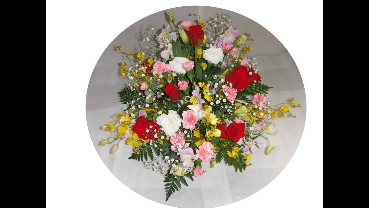 Gift for flower arrangement of wedding anniversary151114 youtube gift for flower arrangement of wedding anniversary151114 negle Choice Image