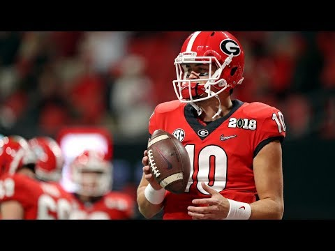 "Jacob Eason Career UGA Highlights   ""Gunslinger""   Georgia Football Highlights"