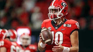 "Jacob Eason Career UGA Highlights | ""Gunslinger"" | Georgia Football Highlights"