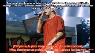 Bitch Please II - Eminem ft Dr. Dre, Snoop Dogg, Nate Dogg & Xzibit Subtitulada en español