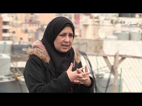 زراعة بيئية لدعم النساء في مخيم برج البراجنة