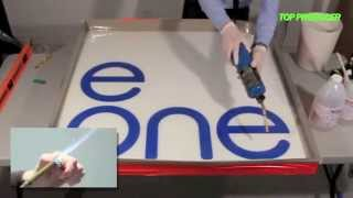 1 Inch Clear Coat Epoxy Resin Clr Max Pro Polishing Tutorial Lesson Table Top