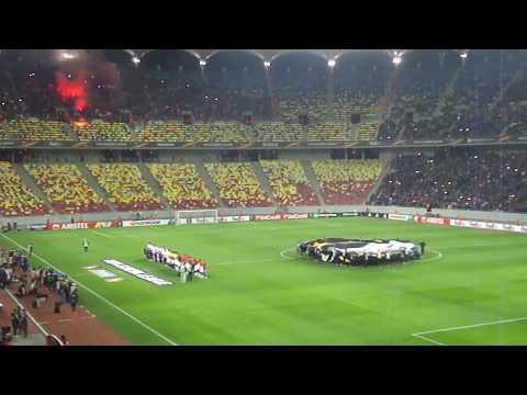 FCSB (Steaua Bucureşti) - Hapoel Beer Sheva 1-1