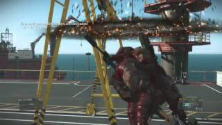 Flawless work. You never cease to amaze, Boss! - MGSV:TPP FOB