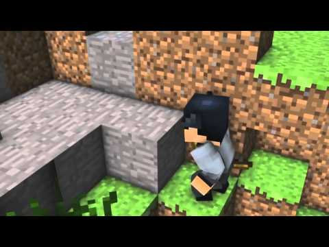 """♪ """"Bajan Canadian Song"""" - A Minecraft Parody Of Imagine Dragons (Music Video) HD ♪"""