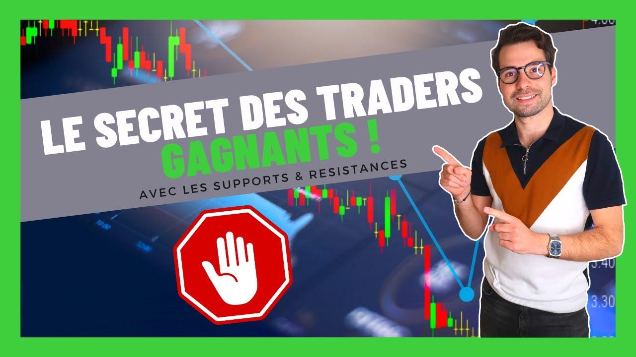 Trading avec les Supports & Résistances